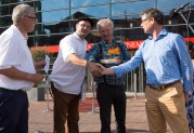 Flierfluiterprijs Willie B & the Blue Sparrow