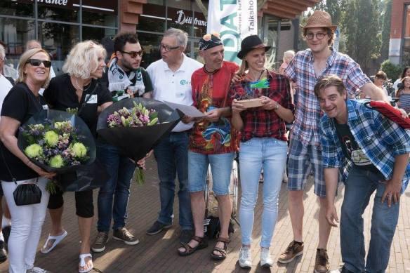 Winnaar DAT Straatmuzikanten Festival 2017