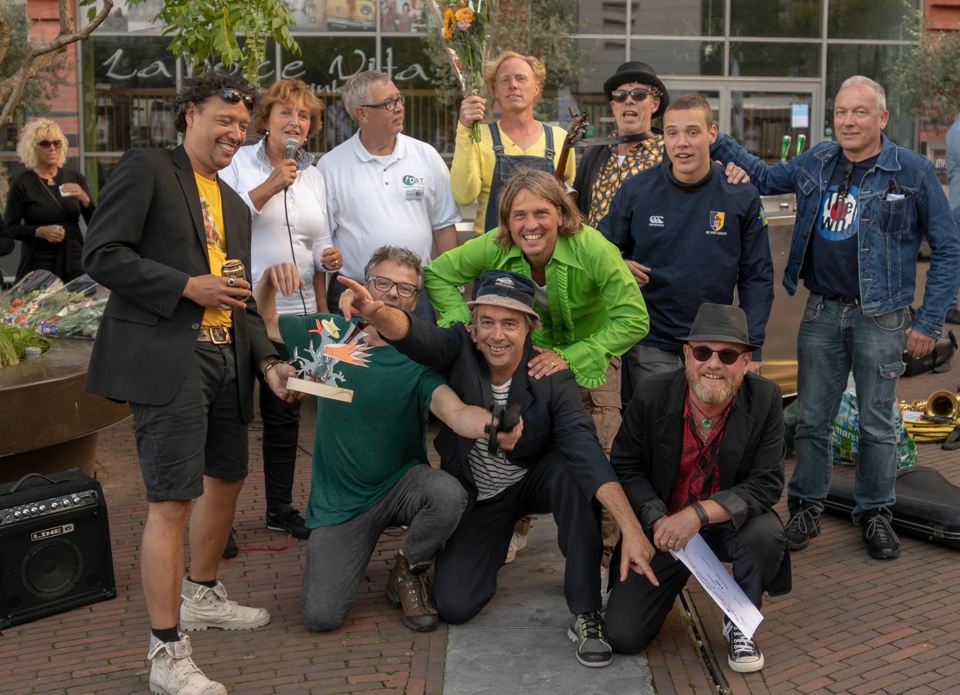 Winnaar DAT Straatmuzikanten Festival 2018